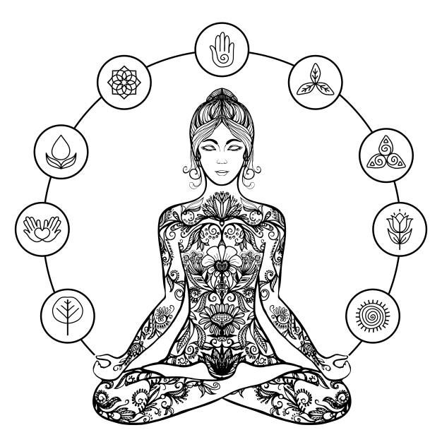 chakras et médiumnité