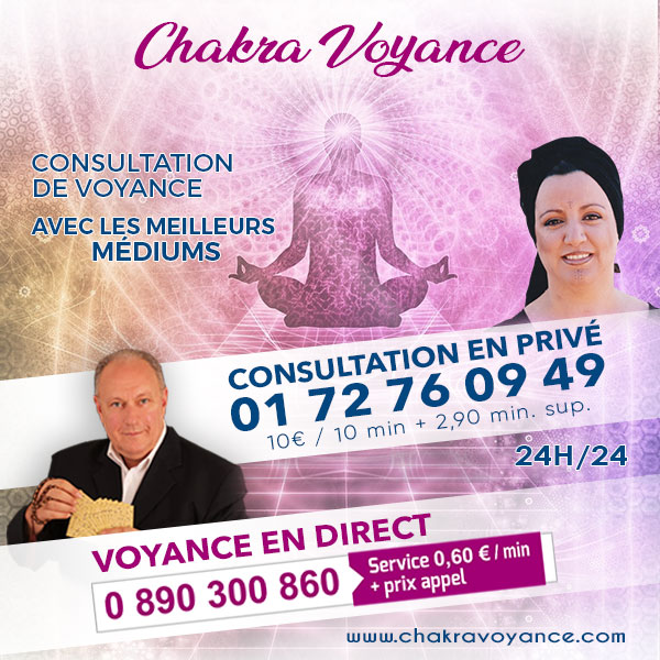 chakra voyance